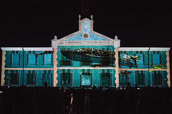 video-mapping-Ayuntamiento-de-Villagonzalo-Pedernales-5