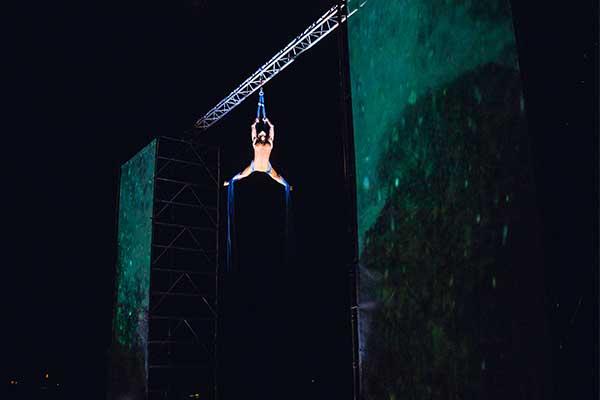 video-mapping-Danza-vertical-Noche-Blanca-Villarcayo-1